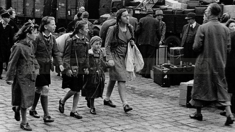Heimreise, Foto Norbert Kozicki