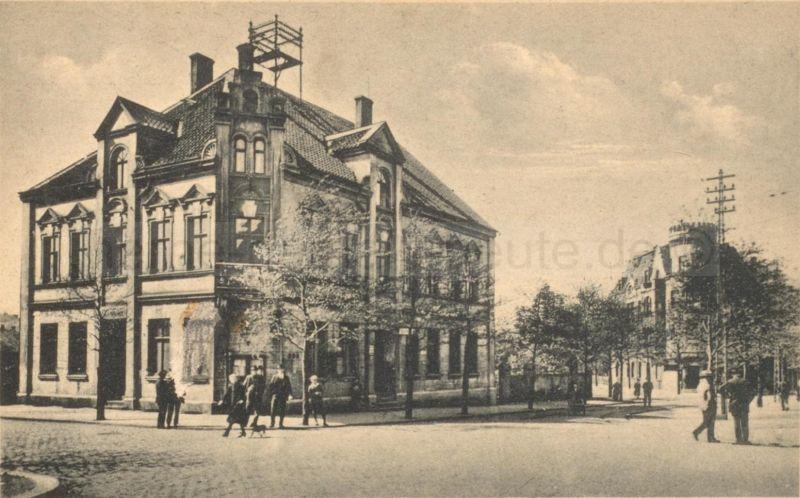Amtshaus Sodingen, 1920er Jahre, Foto Stadtarchiv Herne