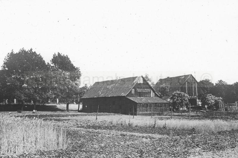 Buschmanns Hof, 1920er Jahre, Foto Stadtarchiv Herne