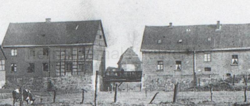 Cranger Mühle, Foto Stadtarchiv Herne