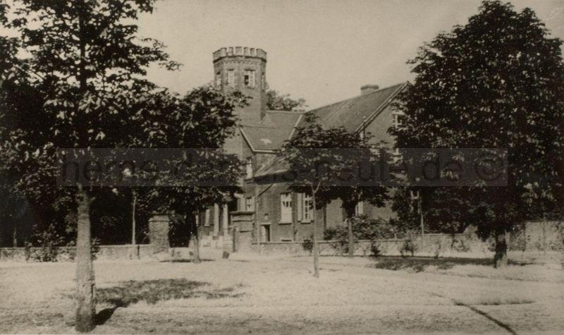 Dorneburg, Foto Stadtarchiv Herne