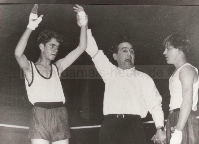 Siegerpose nach Erlangung der Westfalenmeisterschaft, Foto Norbert Kozicki