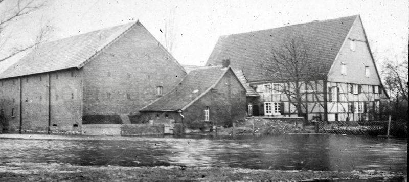 Vogelsangs Hof, Foto Stadtarchiv Herne
