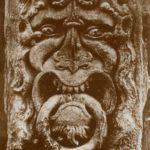 Dorneburger Portal, Detailansicht, Foto Stadtarchiv Herne