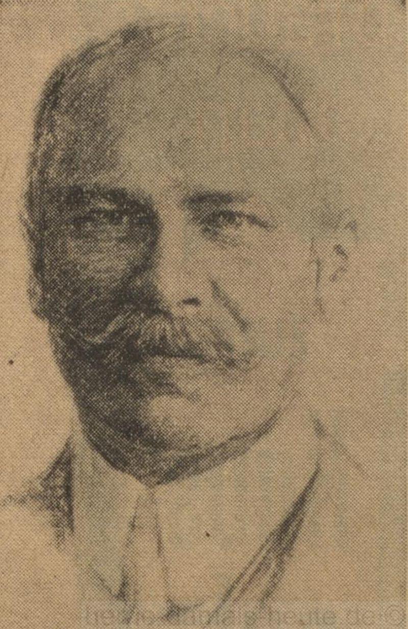 Fritz Baare, Herner Stadtanzeiger vom 16.05.1955, Repro Stadtarchiv Herne