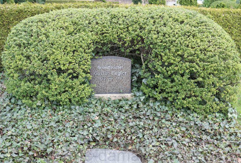Gedenkstein für Gustav_Hegler, Foto Gerd Biedermann