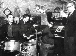 Polnische Spitzenmusiker in der Jazz-Wanne, Repro Norbert Kozicki