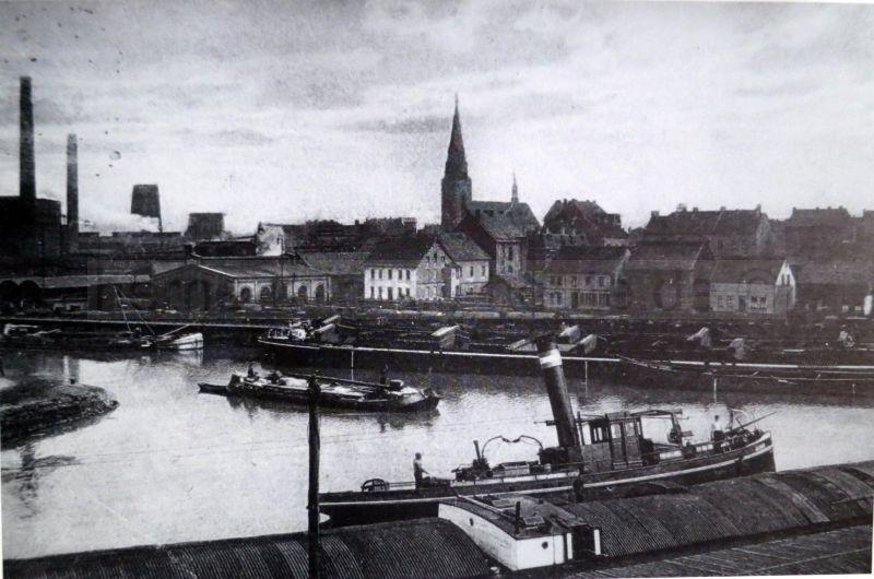 Der alte Stichkanal, Repro Gerd Biedermann