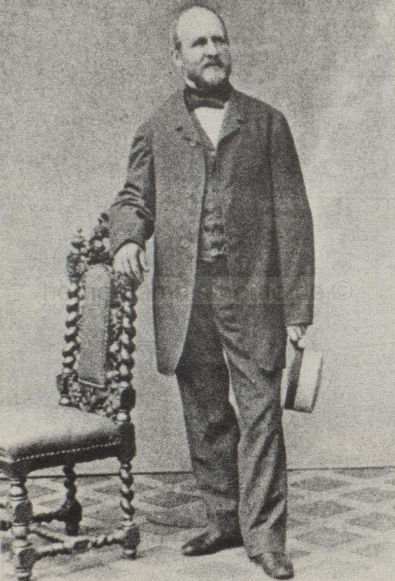 Friedrich von Forell, Repro Stadtarchiv Herne