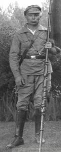 Heinrich Hoff, 1920er Jahre, Repro Norbert Kozicki