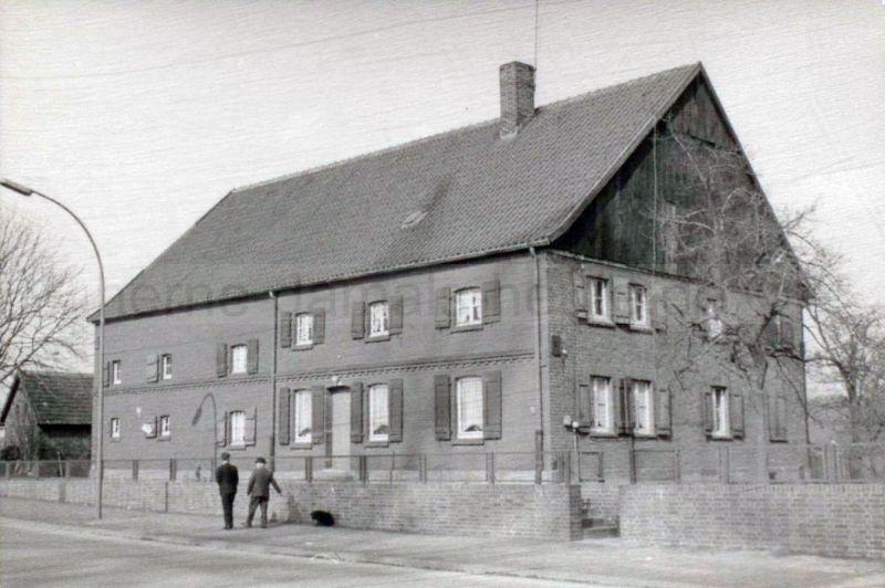 Hof Biesewinkel, 1960er Jahre, Foto Stadtarchiv Herne