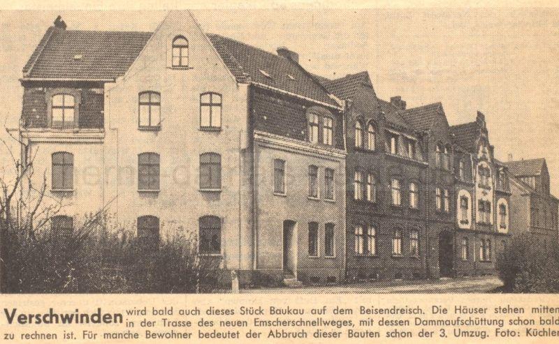 Ruhr-Nachrichten, 15.02.1967, Repro Stadtarchiv Herne