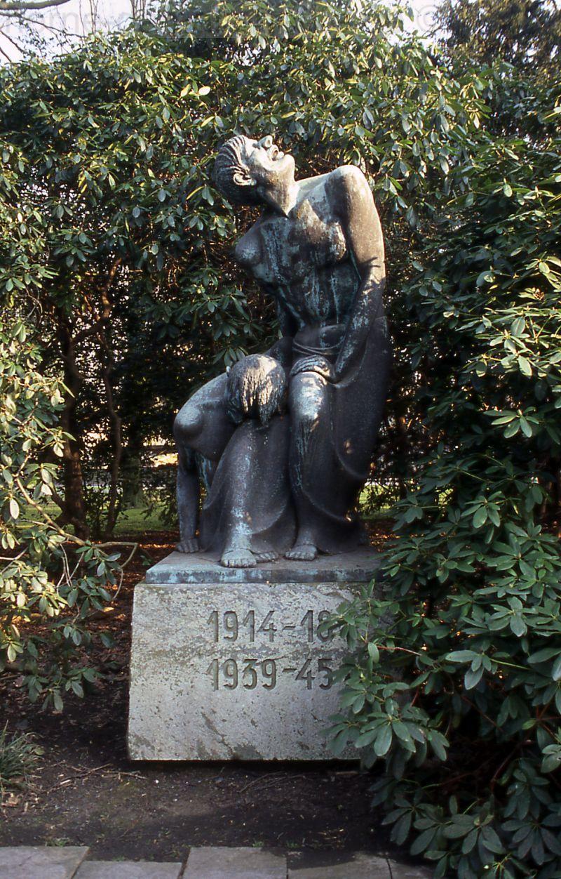 Aufschrei, 2008, Foto Stadtarchiv Herne