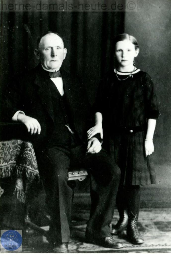Dietrich und Elfriede Lackmann, Repro Gerd Biedermann