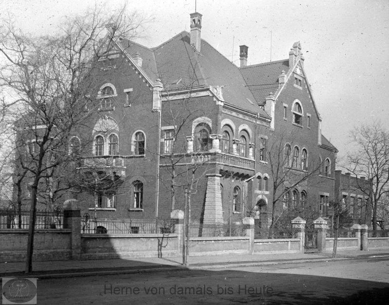Evangelisches Kinderheim in Eickel, 1920er Jahre, Foto Stadtarchiv Herne