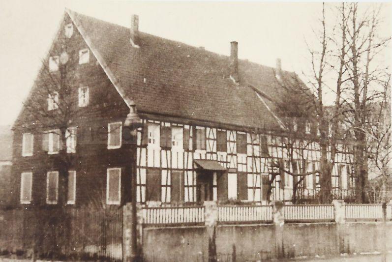 Hof Schulte-Nölle, Haupthaus, Repro Gerd Biedermann