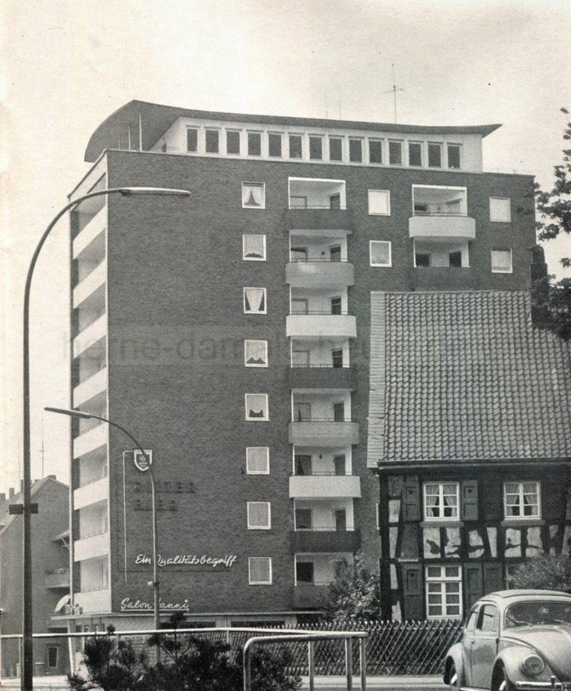 Hof Schulte-Nölle an der alten Eickeler Straße, Repro Gerd Biedermann