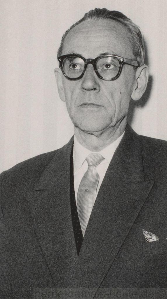 Karl Brandt, Repro Stadtarchiv Herne