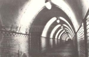 Möllertunnel, Foto Stadtarchiv Herne