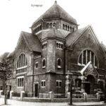 Synagoge Herne an der Schaefer-, Ecke Hermann-Löns-Straße, Foto Stadtarchiv Herne