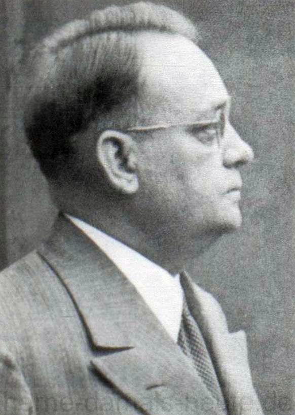 Albert Meister, Repro Stadtarchiv Herne