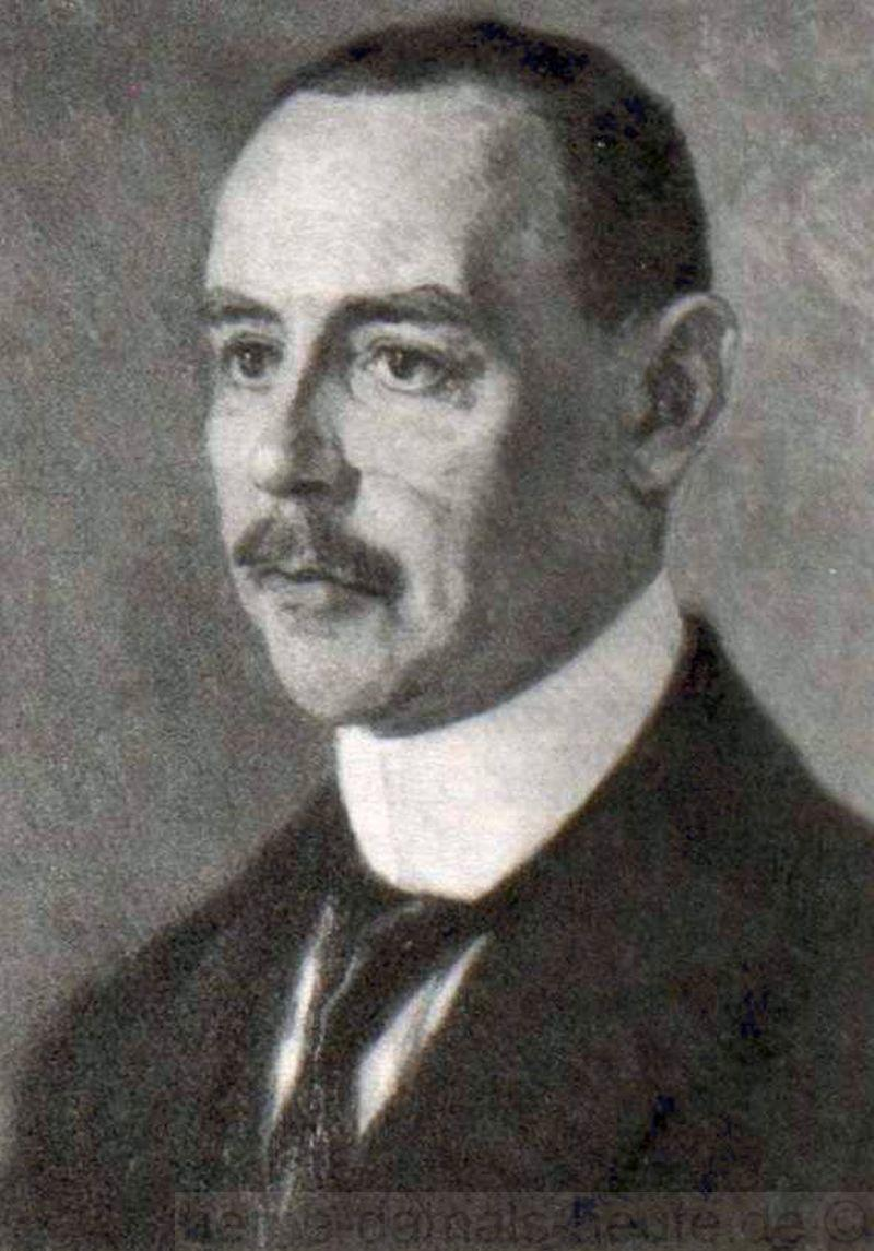 Karl Büren, Repro Stadtarchiv Herne