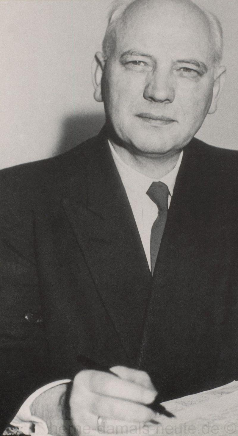 Dr. Leonhard Reiners, Repro Stadtarchiv Herne