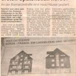 Hoffnung..., WAZ vom 24.07.2001, Repro Stadtarchiv Herne
