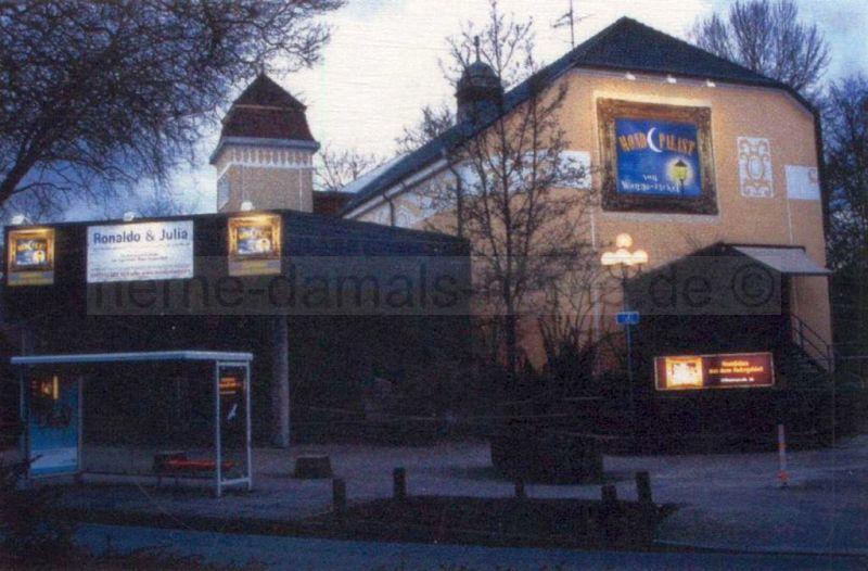 Mondpalast von Wanne-Eickel, 2004, Repro Stadtarchiv Herne