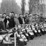 Vespa-Club Wanne-Eickel, Foto August Schirbach