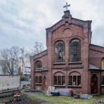 Das masurische Gebetshaus im Stadtviertel Altenhöfen. © Frank Dieper, Stadt Herne