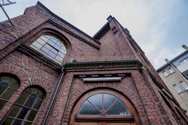 Ein imposantes Gebäude. © Frank Dieper, Stadt Herne