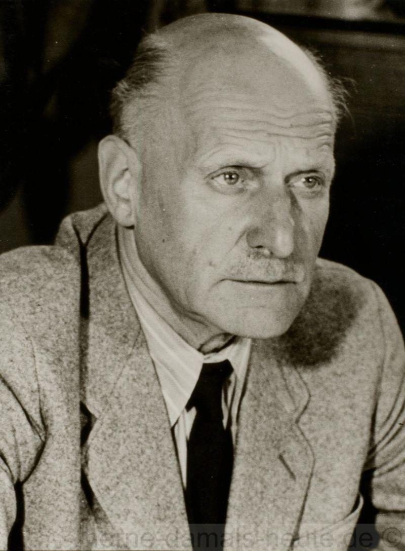Hermann Meyerhoff, Repro Stadtarchiv Herne