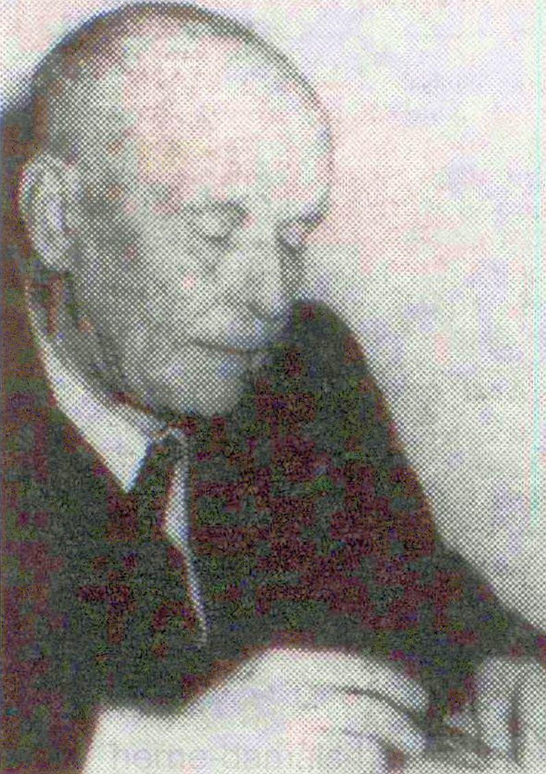 Karl Neuhaus, Repro Stadtarchiv Herne