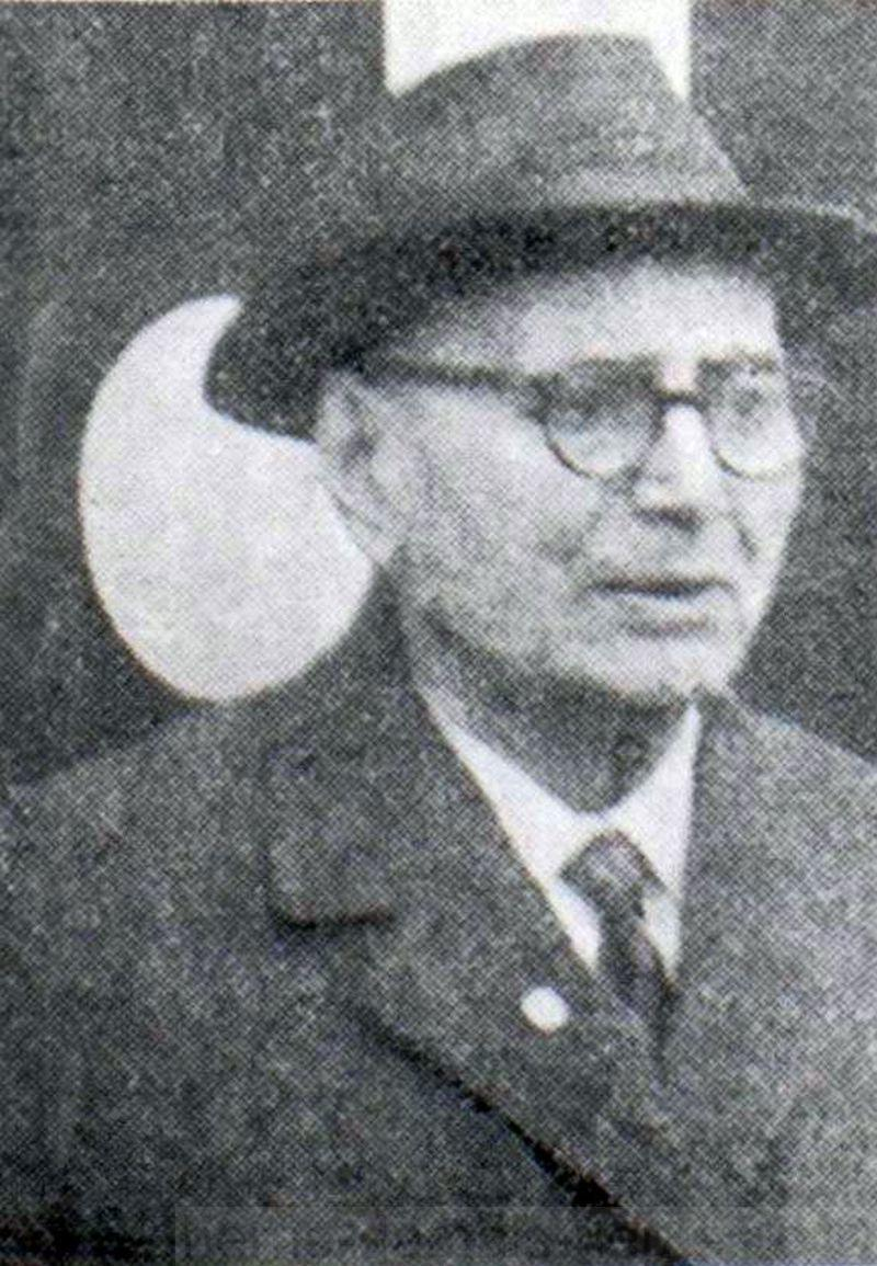 Wilhelm Heimüller, Repro Stadtarchiv Herne