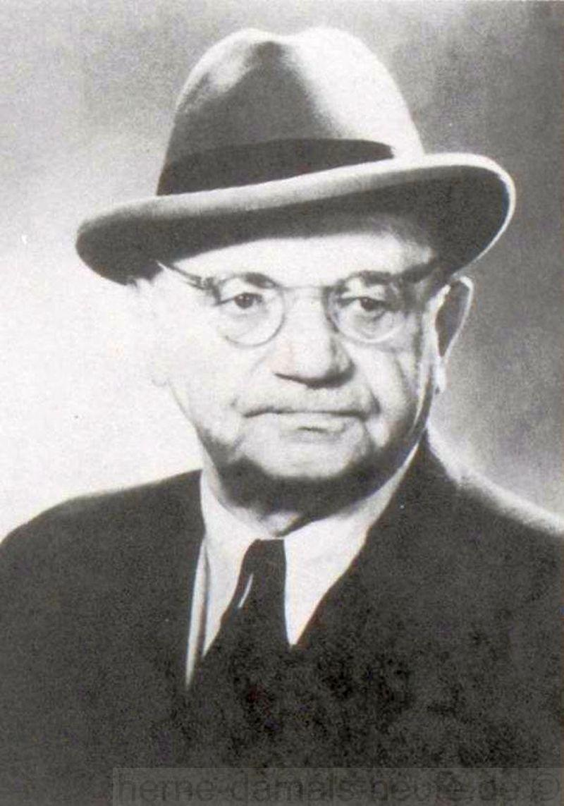 Wilhelm Kiwit, Repro Stadtarchiv Herne