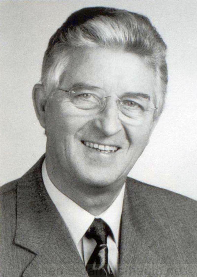 Wolfgang Becker, Repro Stadtarchiv Herne