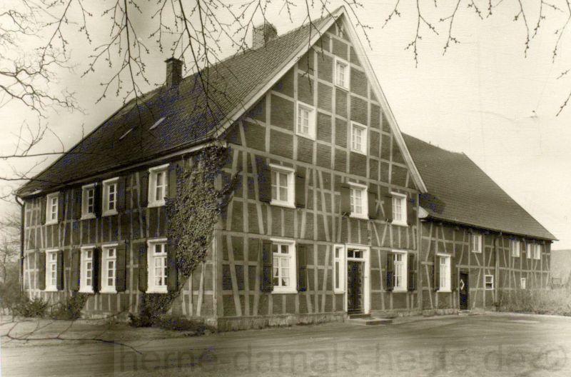 Heiermanns Hof, Repro Stadtarchiv Herne