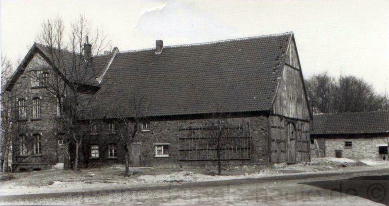 Pantrings Hof, Repro Stadtarchiv Herne